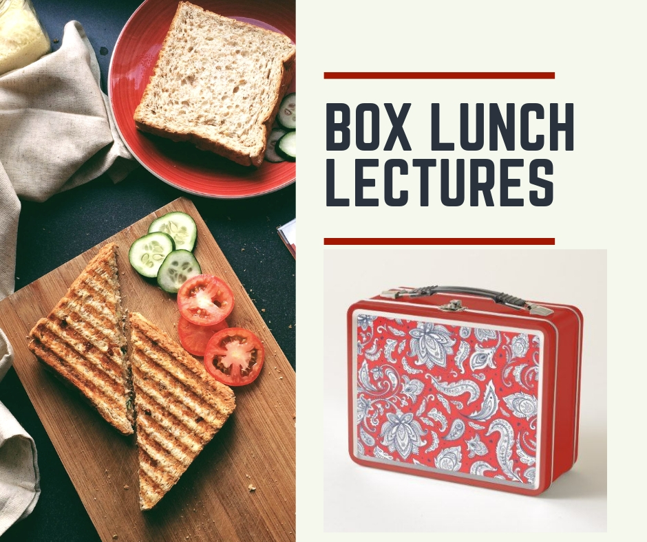 lunch box and food