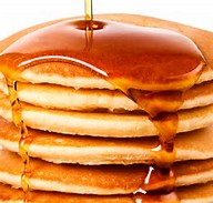 stack of hotcakes