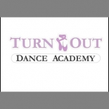 Turn out dance academy logo