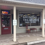 engaging treasure storefront