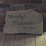 wendys treasures rock