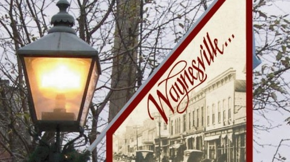 street sign for Waynesville