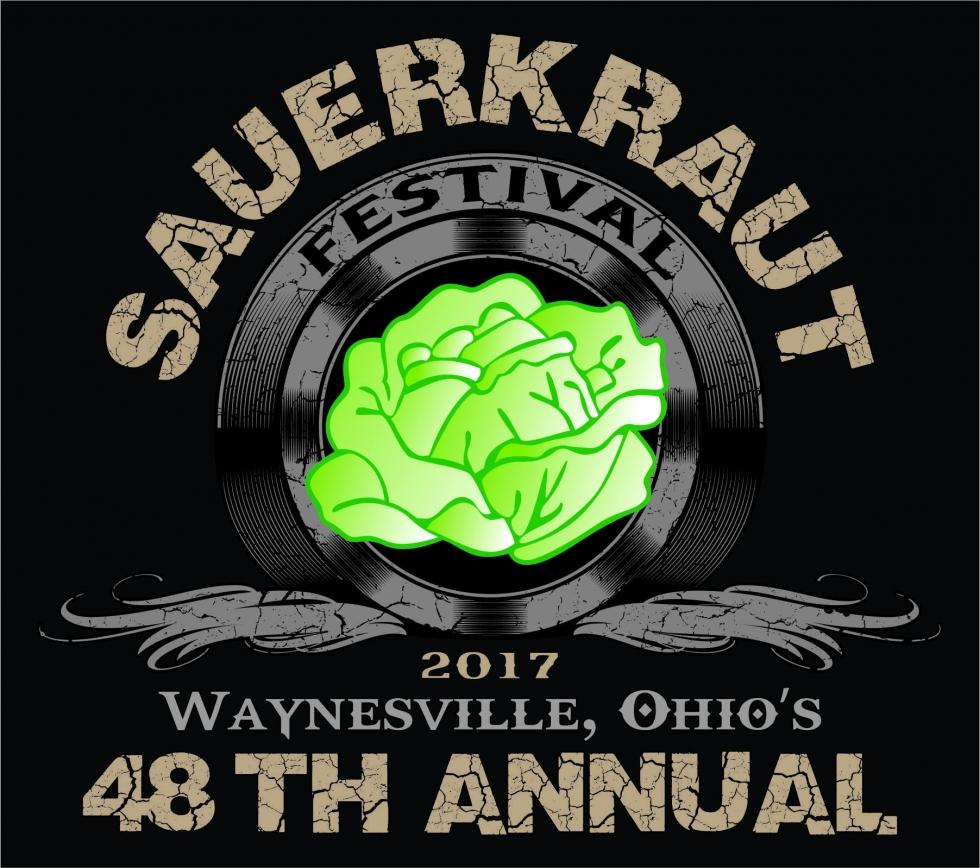 Sauerkraut Festival logo 2017